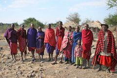 Masai Stock Photo
