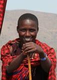 Masai africano Fotografia de Stock