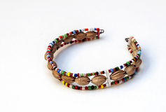 Masai bracelet colors Stock Images