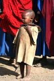 Masai child Royalty Free Stock Photography