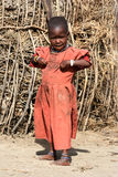 Masai child Royalty Free Stock Image