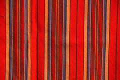 Masai dell'Africano del tessuto Immagini Stock