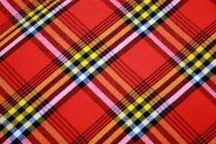 Masai fabric Royalty Free Stock Photos