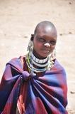 Masai kobieta Zdjęcie Stock