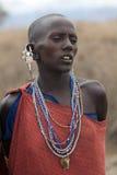 Masai man Stock Photography