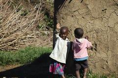 MASAI MARA KENJA, Listopad, - 25, 2008 Zdjęcie Royalty Free