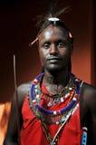 Masai Mara Man Stock Image