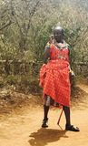 Masai Royalty Free Stock Photo