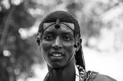 Masai Portrait Stock Photos