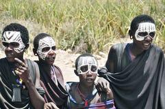 Masaimän Arkivbild