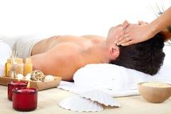 masaje del balneario Fotografía de archivo libre de regalías