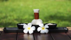 Masaje del balneario, Tailandia Foto de archivo libre de regalías