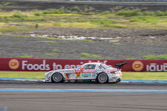 Masaki Kano of Arnage Racing in Super GT Final Race 66 Laps at 2 Stock Photography