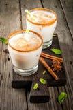Masala чая со льдом или chai Стоковая Фотография