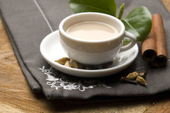 Masala chai Royalty Free Stock Images