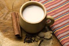 Masala chai Imagem de Stock Royalty Free