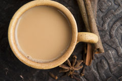 Masala chai Royalty Free Stock Image