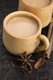 Masala chai Stock Images