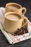 Masala chai Stock Photography
