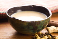 Masala chai Stock Photography