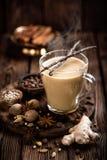 Masala chai tea Royalty Free Stock Images