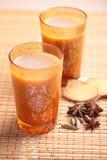 Masala chai tea Royalty Free Stock Image