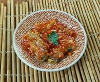 Masala Fish Fry Stock Photo