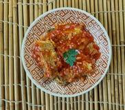 Masala Fish Fry Stock Images