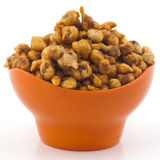 Masala Peanuts. Stock Photography