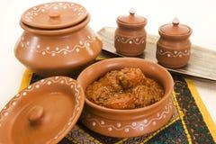 Masala Tawa Chaap Stock Images