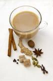 Masala tea Royalty Free Stock Photography