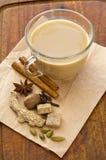 Masala tea Royalty Free Stock Photos