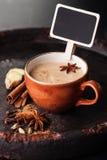 Masala tea Stock Photos