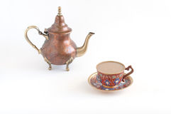 Masala tea Stock Images