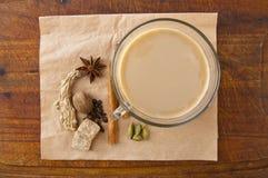 Masala tea Royalty Free Stock Photo