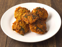 Masala vada Stock Photos