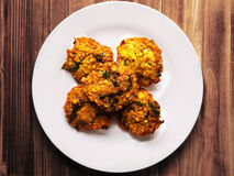 Masala vada Royalty Free Stock Photos