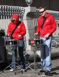 Masamba Musicians Royalty Free Stock Photography