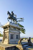 Masamune在仙台 免版税库存图片