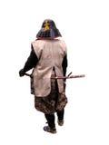 日期日本masamune武士 免版税库存照片