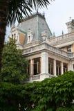 Masandras Palast in Yalta, Großbritannien Stockfotografie