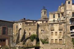 Masanet de Cabrenys, Alt Emporda,. Girona, Catalonia, Spain Royalty Free Stock Photography
