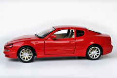 Masarati sports car Stock Image