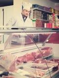 Masarka ciie świeżego jagnięcego mięso Zdjęcia Royalty Free