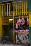 Masarka sklep - Hawański Kuba obraz royalty free