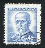 Masaryk Royalty Free Stock Photos