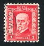 Masaryk Royalty Free Stock Image