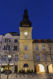 Masaryk Square in Ostrava Stock Photography