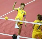 Masaya DUANGSRI de Tailândia Foto de Stock Royalty Free