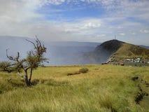Masaya Volcan, Masaya, Nicaragua Stock Images